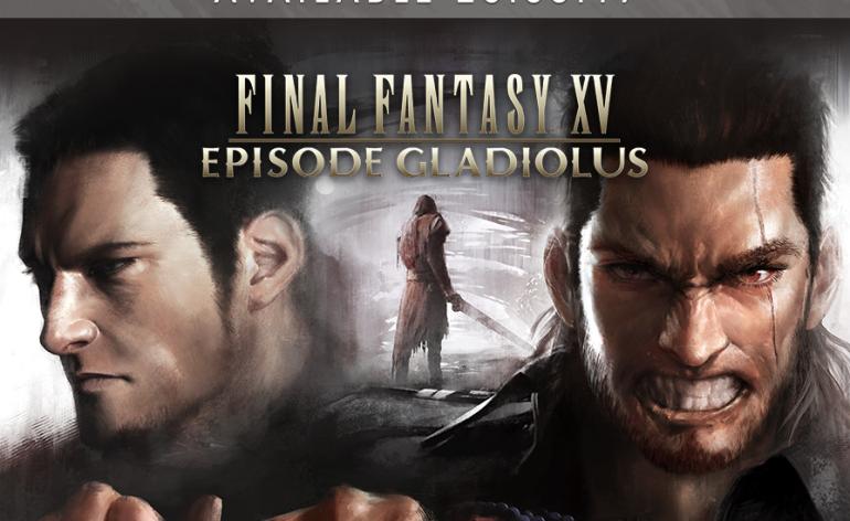 ffxv gladiolus