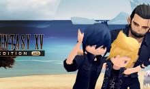 Final Fantasy XV Pocket Edition HD è disponibile per console Nintendo Switch