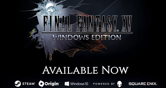 ffxv windows