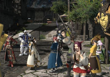 final fantasy xiv a realm reborn per play station 4 free gratis trial