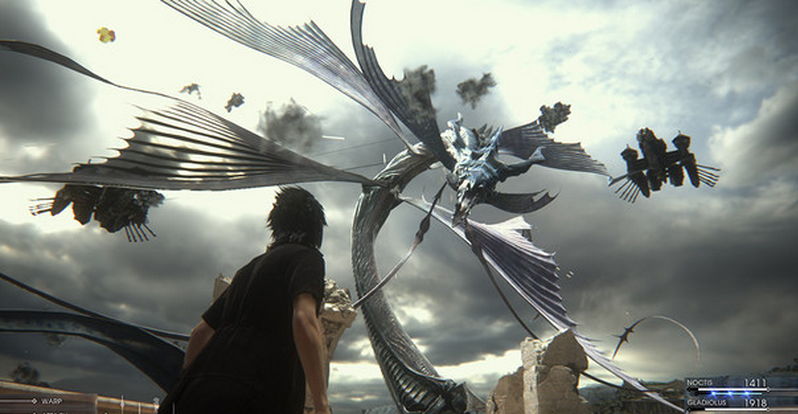 final fantasy xv per ps 4 e xbox one uscita contemporanea in tutto il mondo