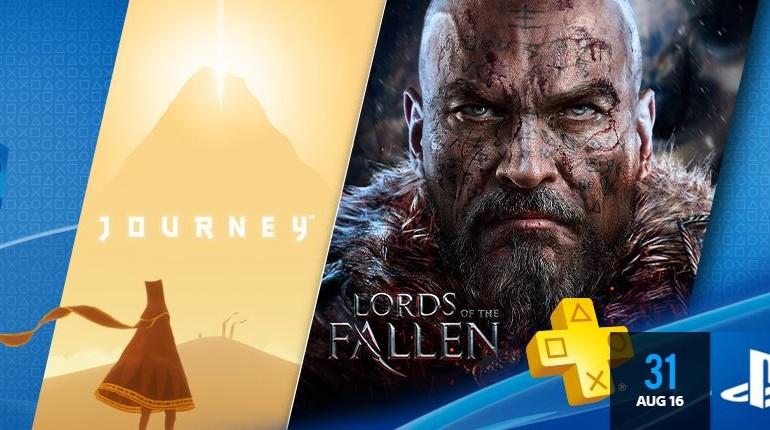 giochi plus playstation settembre 2016