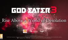 God Eater 3: Lancio confermato l'8 febbraio su PS4 e PC, nuovo teaser trailer
