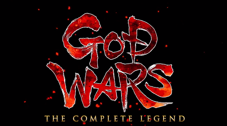 god wars the complete legends