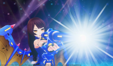 Megadimension Neptunia VIIR, uno sguardo alla Gold Third + Giant Battles in SS