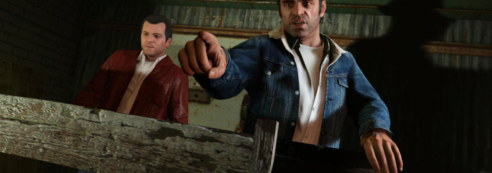 gta v per pc video trailer fantastico 60fps