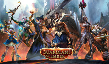 Guardians of Ember, il MMOPRG parte con l'Open Beta oggi