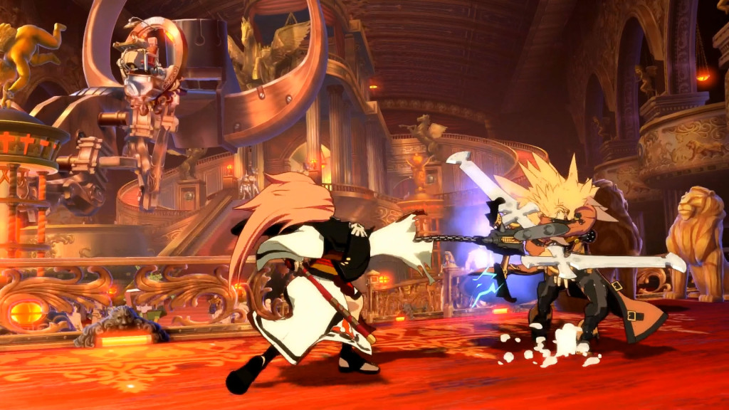 guilty gear xrd rev 2 - new2