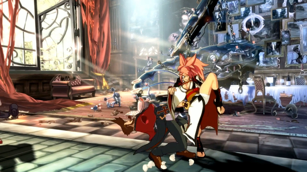 guilty gear xrd rev 2 - new6