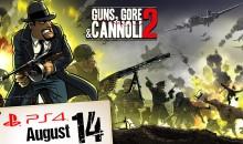 Guns, Gore & Cannoli 2 arriverà su console PlayStation 4 la prossima settimana