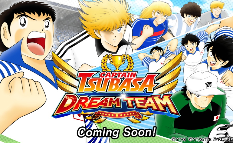 holly e benji - captain tsubasa dream team