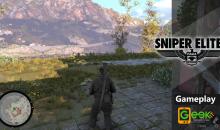 Sniper Elite 4 novità, caratteristiche e strage a suon di proiettili tra i nazisti – video gameplay 30′