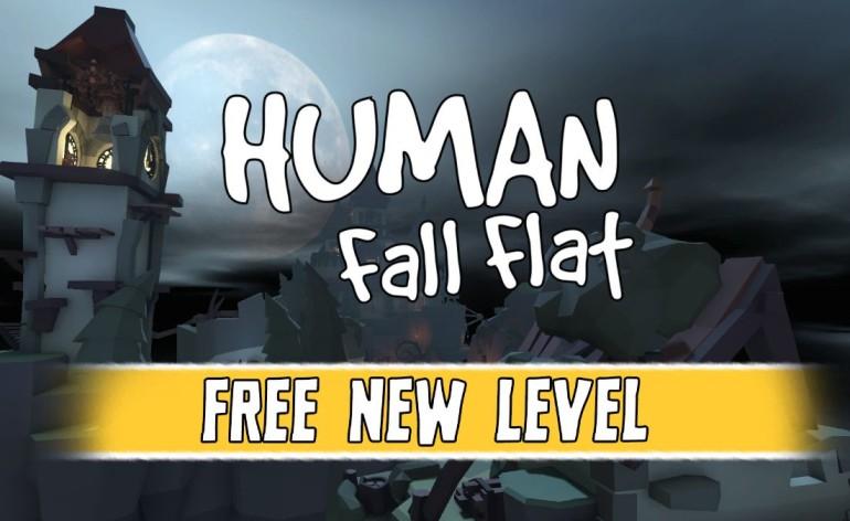 human fall flat new level