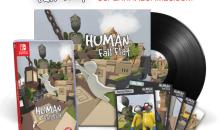 Il successo indie Human: Fall Flat uscirà in formato fisico per Nintendo Switch grazie a Super Rare Games
