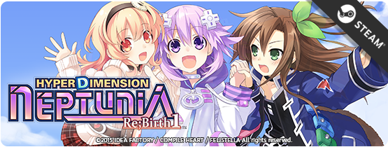 hyperdimension neptunia re birth1