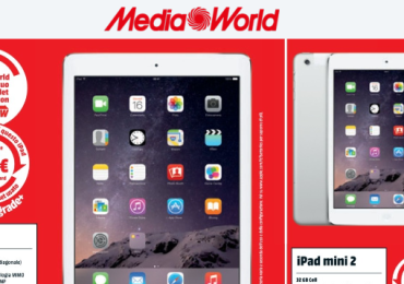 ipad air ipad mini 2 smansung galaxy tab 4 e tab s in offerta dal 19 marzo da mediaworld 2015