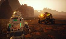 JCB Pioneer: Mars, nuovo aggiornamento su PC Steam su codice, front-end e 60fps a 1080p