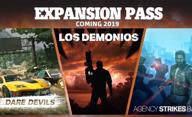 just cause 4 exp pass