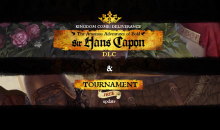"Kingdom Come: Deliverance – Disponibile il DLC ""The Amorous Adventures of Bold Sir Hans Capon"""