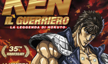 Ken il Guerriero – la leggenda di Hokuto, il 25 e il 26 settembre al cinema: la nuova clip