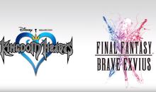 Sora e Cloud di Kingdom Hearts arrivano su Final Fantasy Brave Exvius