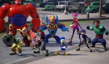 Kingdom Hearts III: Voliamo sui cieli di San Fransokyo con BayMax e Sora