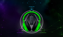 Razer presenta tre nuove periferiche PC Gaming: KRAKEN Tournament Edition, Blackwidow Elite e Mamba wireless