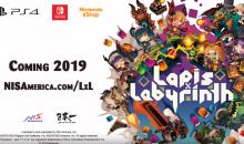 Lapis x Labyrinth arriverà su PlayStation 4 e Nintendo Switch nel 2019