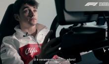 F1 2018, ecco il primo giro in compagnia di Leclerc della Alfa Romeo Sauber F1