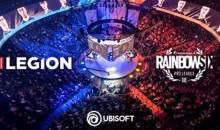 Lenovo Legion: Sponsor e Fornitore Ufficiale di PC e Monitor della Tom Clancy's Rainbow Six Siege Pro League e Major di Ubisoft