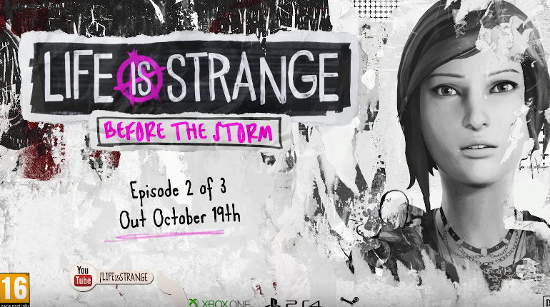 life is strange before the storm il mondo nuovo ep 2