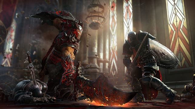 lords of the fallen ps4 ps plus settembre 2016