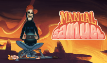 La bizzarra avventura comica Manual Samuel ora sfida la morte sul Nintendo eShop di Nintendo Switch