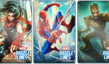 Marvel Battle Lines debutta il 24 ottobre su dispositivi mobili
