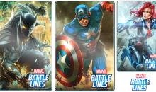 MARVEL Battle Lines: Il nuovo card game con i Supereroi annunciato da Marvel e Nexon