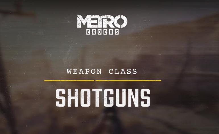metro exodus shotguns