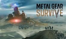 Metal Gear Survive: Disponibile la Open Beta su PS4 e XBox One