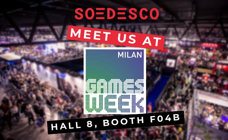 milan games week 2018 soedesco