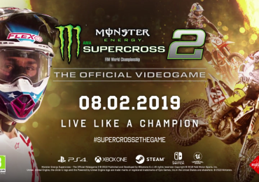 monster energy super cross