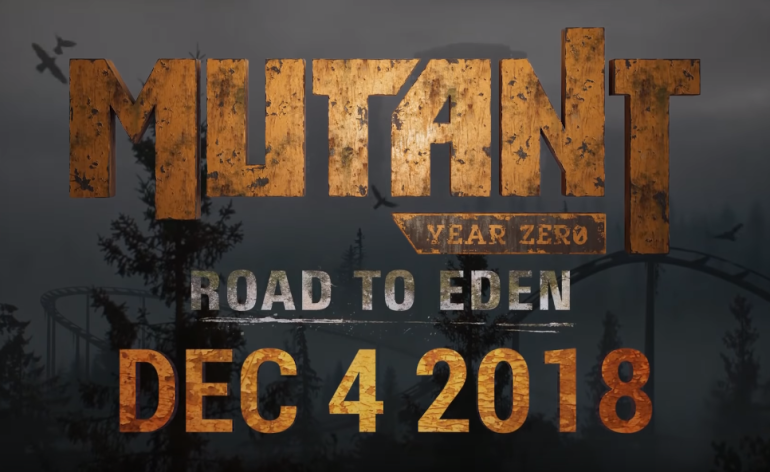 mutant year zero annuncio