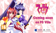 Muv-Luv e Muv-Luv Alternative in arrivo questa Estate su PS Vita