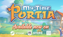 My Time at Portia arriverà su Switch, PS4 e Xbox One ad aprile