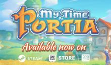 My Time at Portia arriverà su Switch, PS4 e Xbox One ad aprile