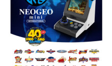 SNK NEO·GEO MINI, Pre-ordini da lunedì per la mini console che celebra il 40° anniversario SNK