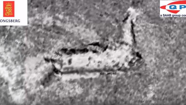 nessie a loch ness ecco un drone che la trova