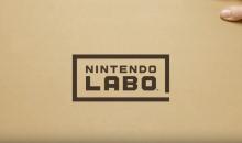 Nintendo Labo l'ultima trovata di casa Nintendo