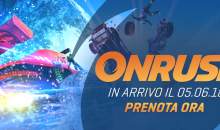 ONRUSH, l'adrenalinico racing e action game in uscita a giugno