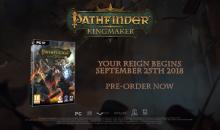 Pathfinder: Kingmaker, rivelata uscita, edizioni digitali e pre-order
