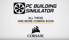 PC Building Simulator accoglie il gigante hardware Corsair