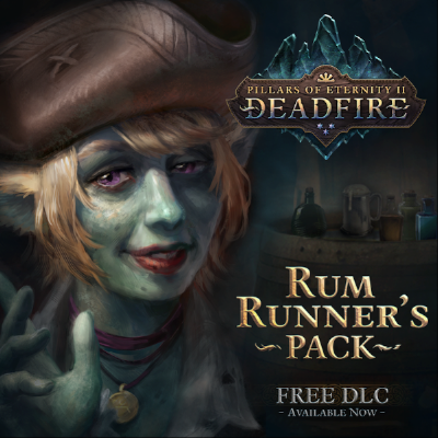 pillars of eternity 2 rum runners pack